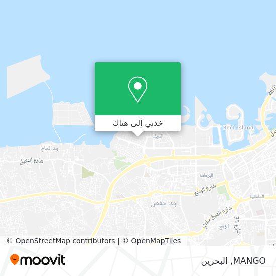 خريطة MANGO
