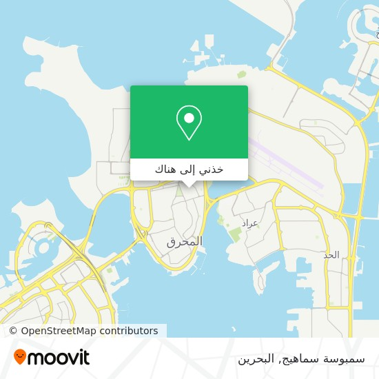 خريطة سمبوسة سماهيج