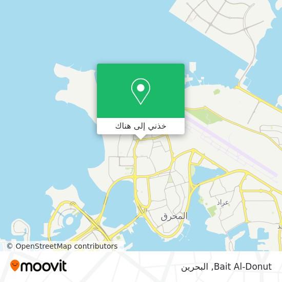 خريطة Bait Al-Donut