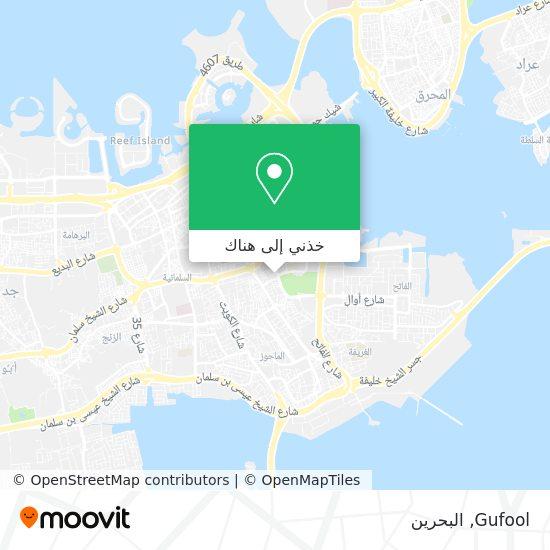 خريطة Gufool