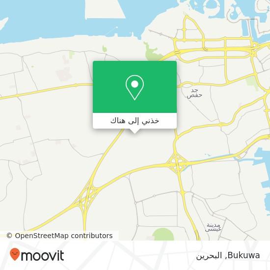 خريطة Bukuwa