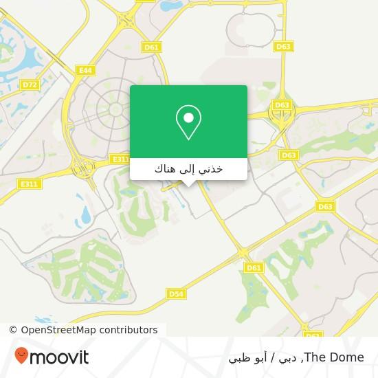 خريطة The Dome