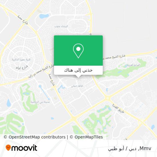 خريطة Mmv