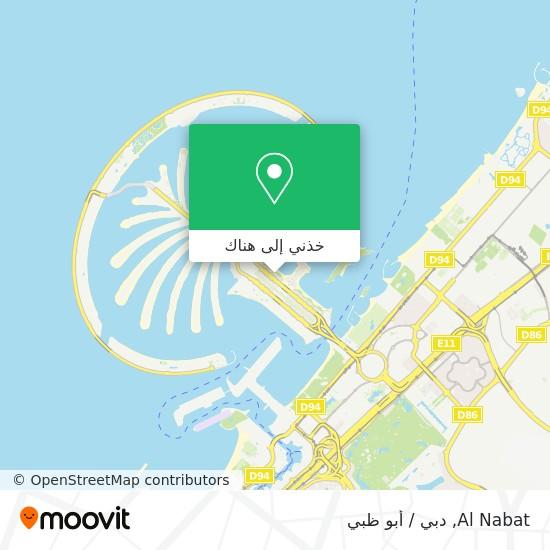 خريطة Nabat