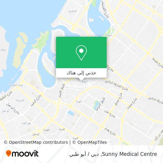 خريطة Sunny Medical Centre