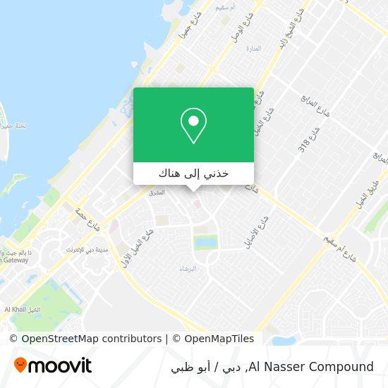 خريطة Al Nasser Compound