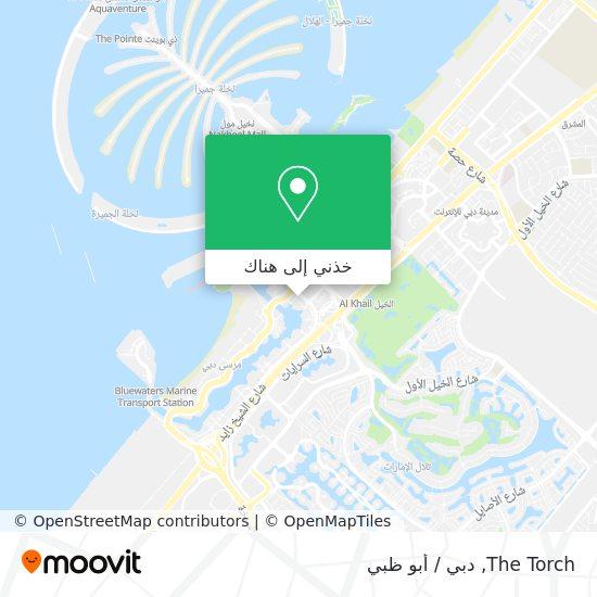 خريطة The Torch