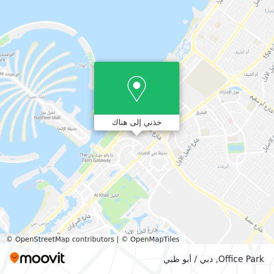 خريطة Office Park
