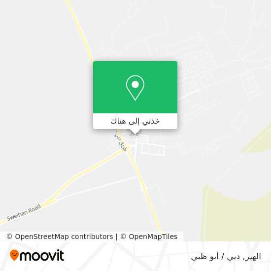 خريطة Al Hayer