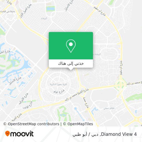 خريطة Diamond View 4