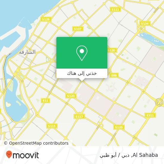 خريطة Al Sahaba