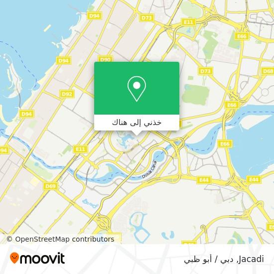 خريطة Jacadi