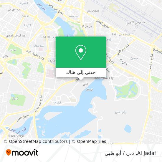 خريطة Al Jadaf