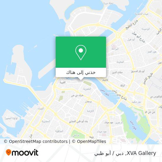 خريطة XVA Gallery