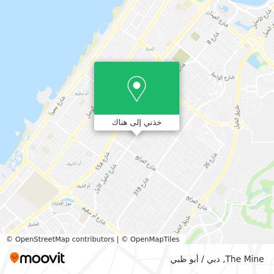 خريطة The Mine