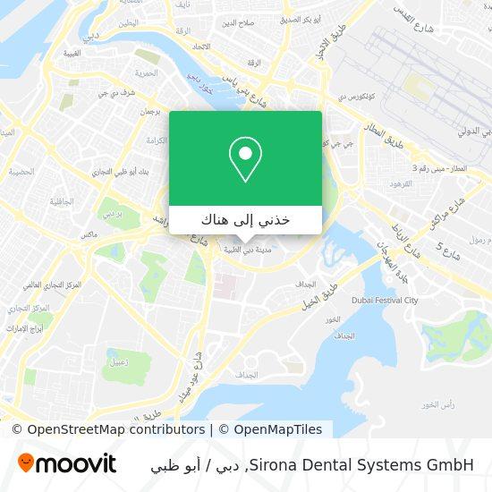 خريطة Sirona Dental Systems GmbH