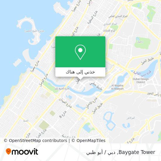 خريطة Baygate Tower