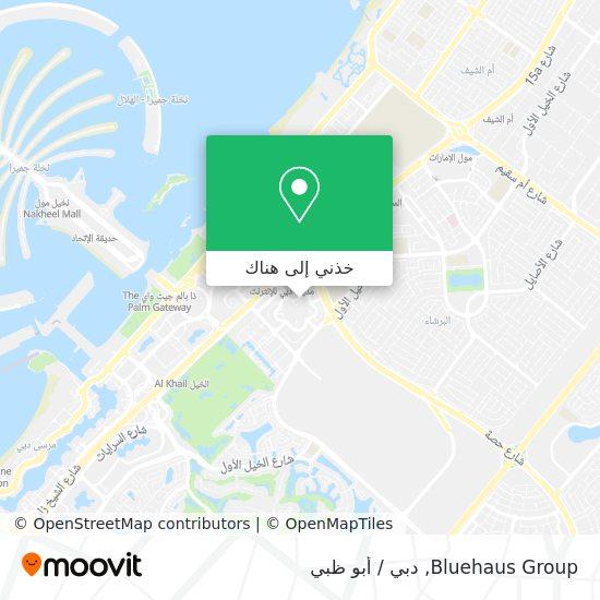 خريطة Bluehaus Group