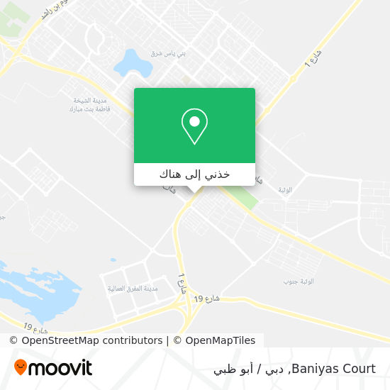 خريطة Baniyas Court