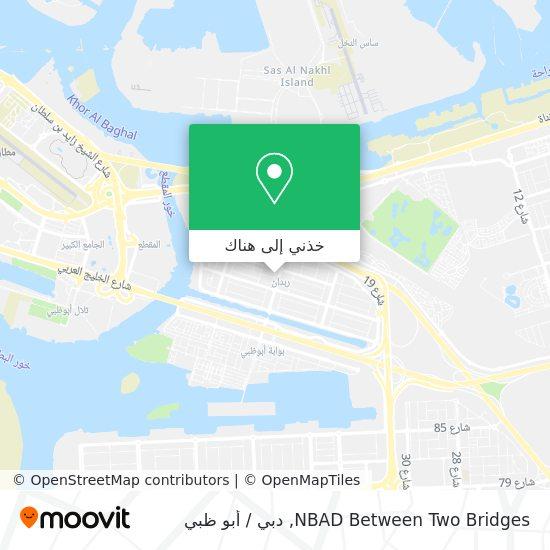 خريطة NBAD Between Two Bridges