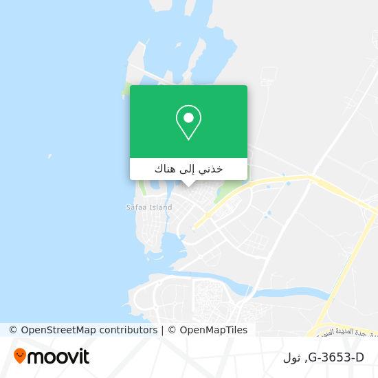 خريطة G-3653-D