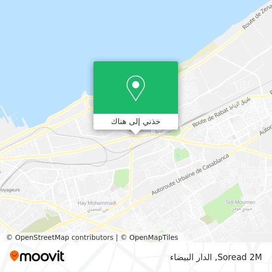 خريطة Soread 2M