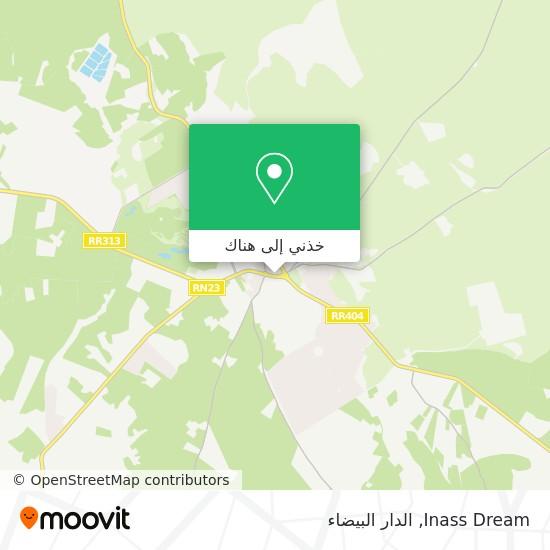 خريطة Inass Dream