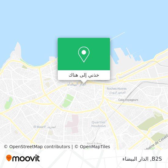 خريطة B2S