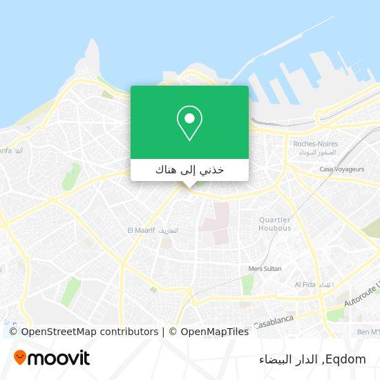 خريطة Eqdom