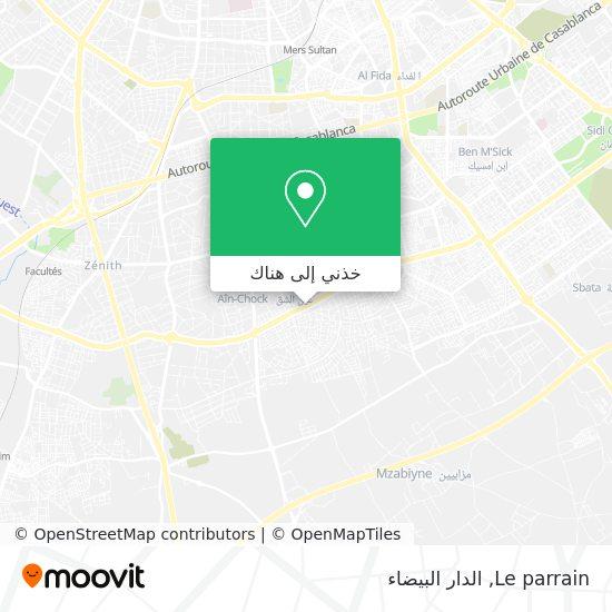 خريطة Le parrain