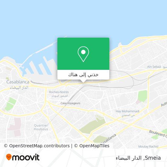 خريطة Smeia