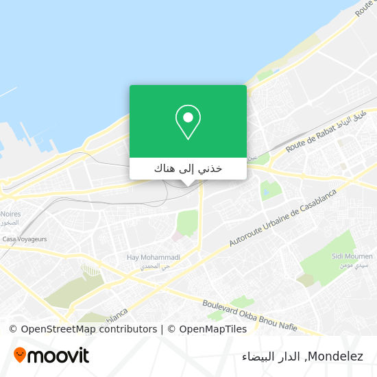 خريطة Mondelez