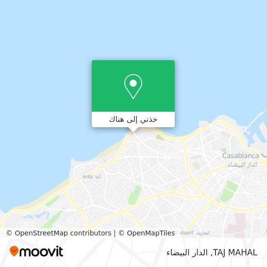 خريطة TAJ MAHAL