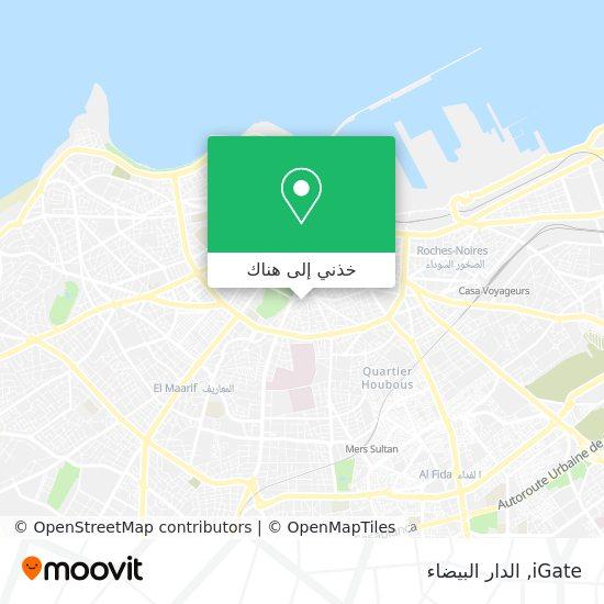 خريطة iGate