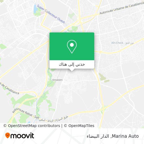 خريطة Marina Auto