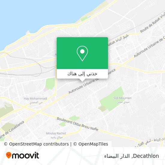 خريطة Decathlon