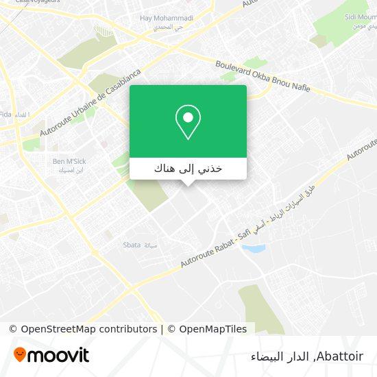 خريطة Abattoir