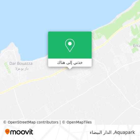 خريطة Aquapark