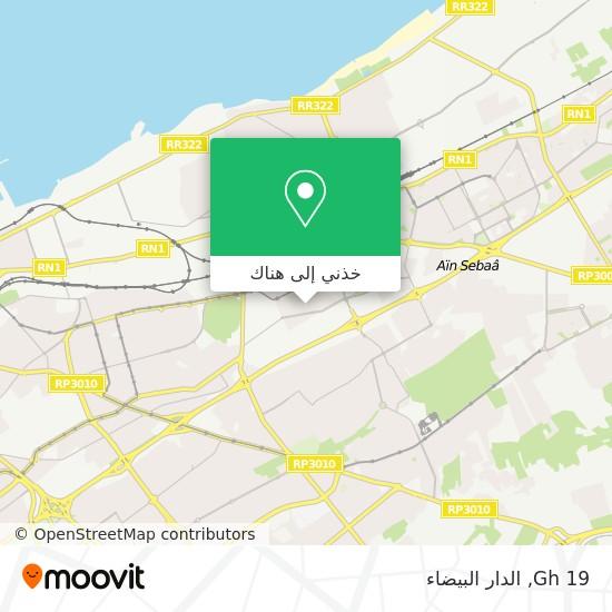 خريطة Gh 19