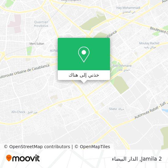 خريطة Jamila 2