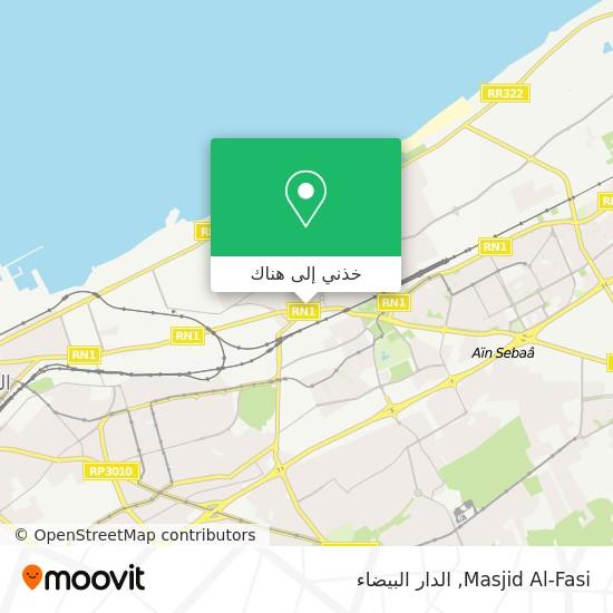 خريطة Masjid Al-Fasi