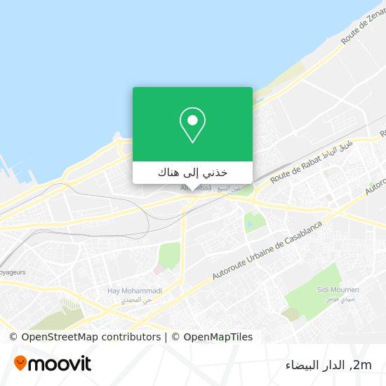 خريطة 2m