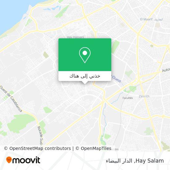 خريطة Hay Salam