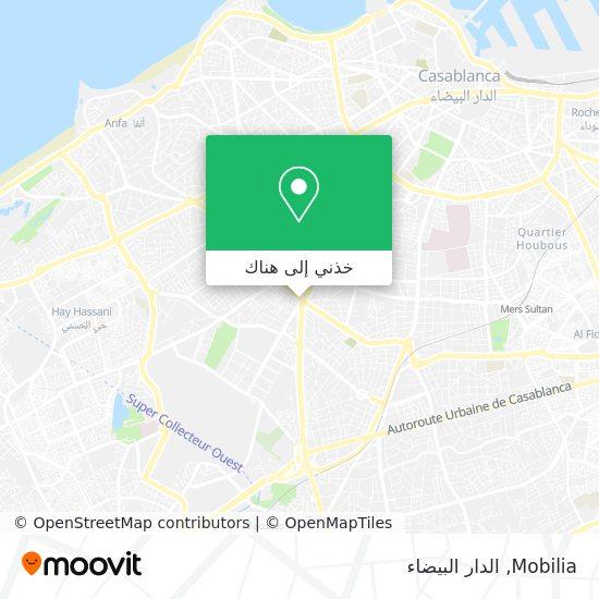 خريطة Mobilia