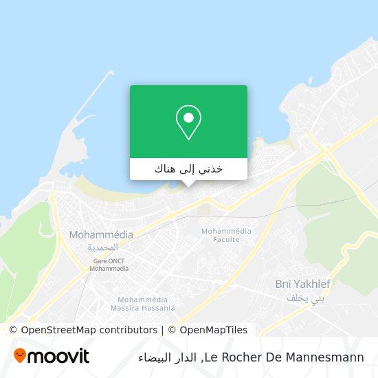 خريطة Le Rocher De Mannesmann