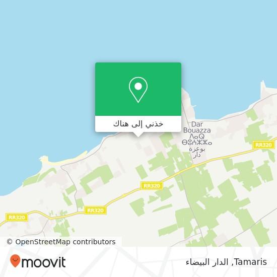 خريطة Tamaris