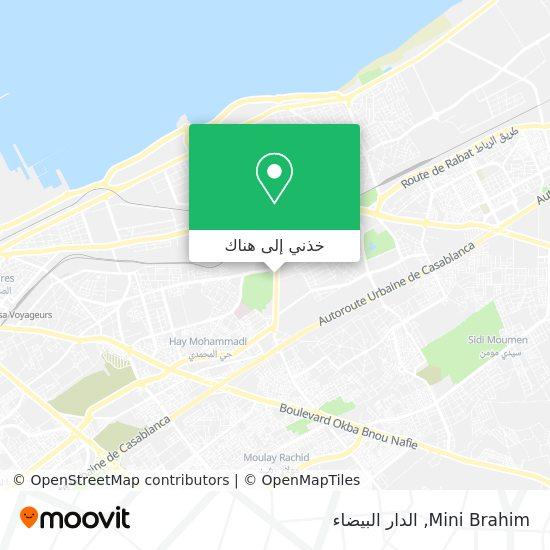 خريطة Mini Brahim