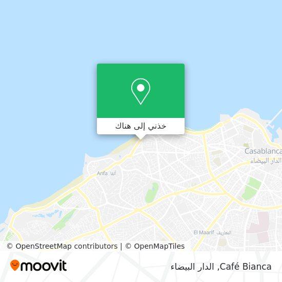 خريطة Café Bianca