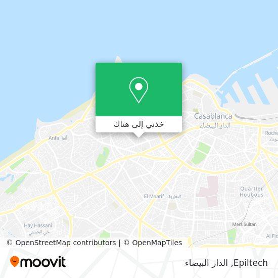 خريطة Epiltech