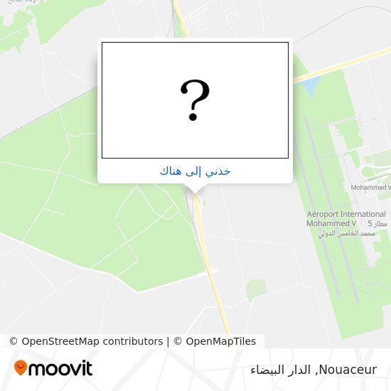 خريطة Nouaceur